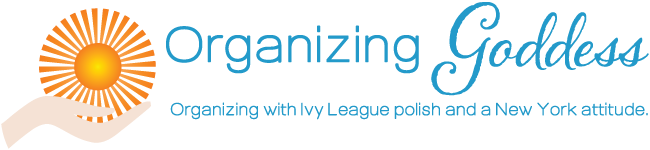 Organizing Goddess Logo